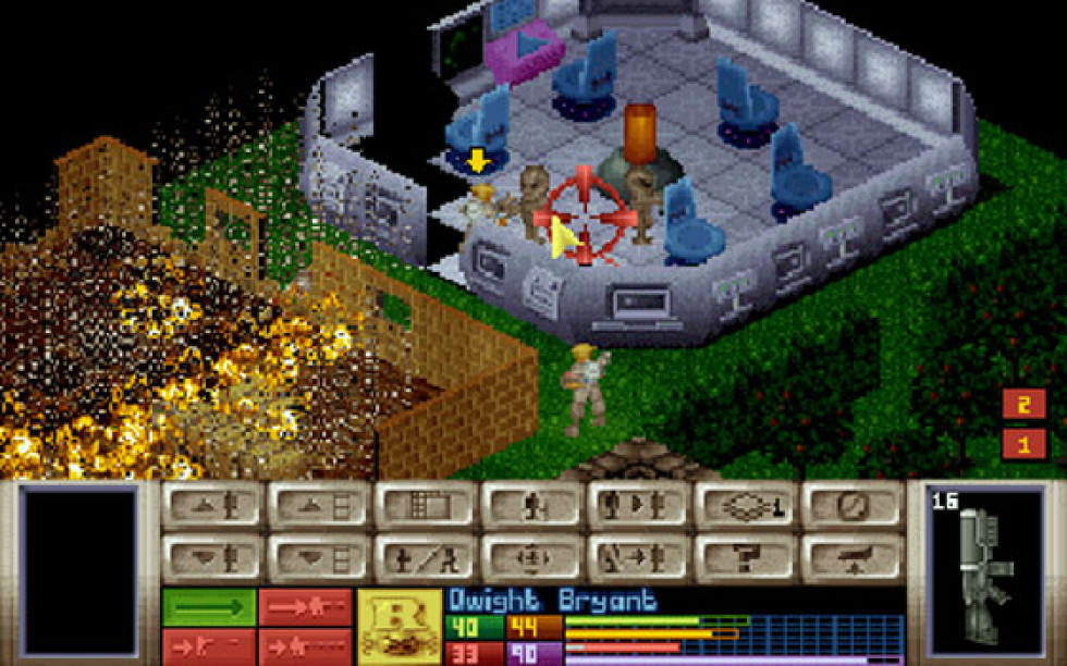 X-COM: Interceptor - характеристики и описание игры X-COM.