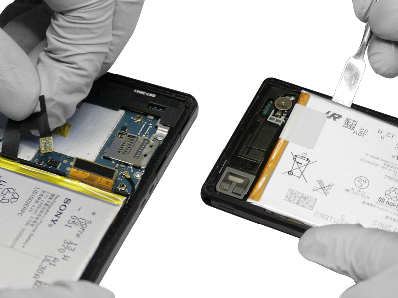 Sony Xperia Z Teardown