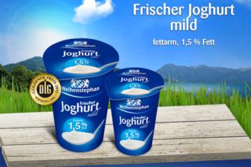 Weihenstephan Naturjoghurt
