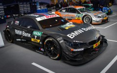 Essen Motor Show 2015 - BMW M4 DTM