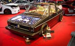 Essen Motor Show 2015 - VW Golf Cabrio Cappuccino