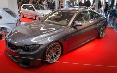 Essen Motor Show 2015 - BMW M4