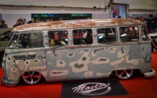 Essen Motor Show 2015 - VW Bully