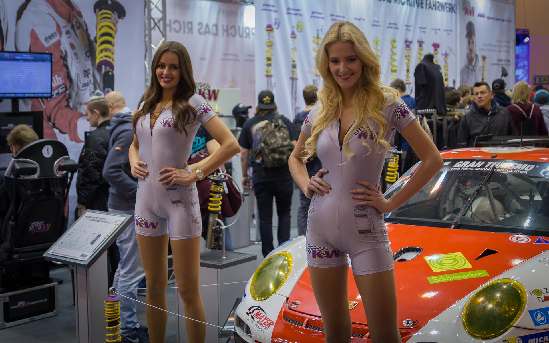 Essen Motor Show 2015 Kw Hostessen Read Compare