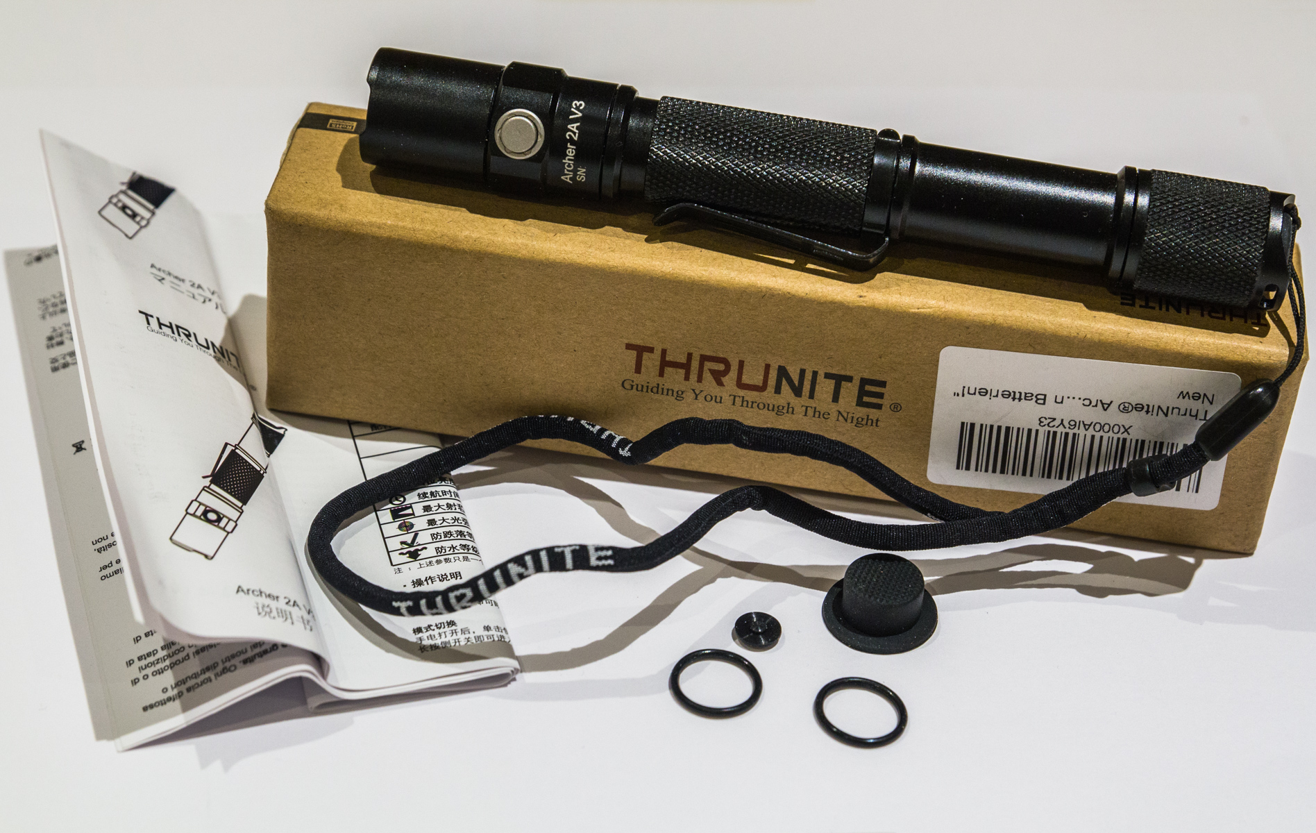 Thrunite Archer 2A V3