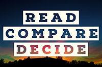 Read - Compare - Decide